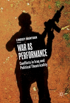 Mantoan, War as Performance cover
